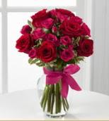 21 adet kırmızı gül tanzimi  Sivas çiçek siparişi vermek
