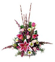 Sivas internetten çiçek siparişi  mevsim çiçek tanzimi - anneler günü için seçim olabilir