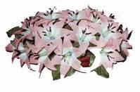 yapay karisik çiçek sepeti   Sivas çiçek , çiçekçi , çiçekçilik