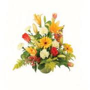 karisik renkli çiçekler tanzim   Sivas online çiçekçi , çiçek siparişi