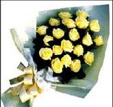 sari güllerden sade buket  Sivas çiçek gönderme