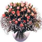 büyük cam fanusta güller   Sivas çiçek yolla , çiçek gönder , çiçekçi