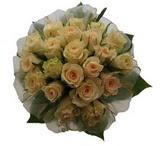 12 adet sari güllerden buket   Sivas online çiçek gönderme sipariş
