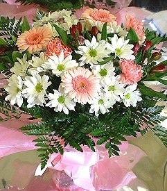 Sivas çiçek satışı  karma büyük ve gösterisli mevsim demeti