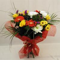 Sivas çiçek satışı  Karisik mevsim demeti