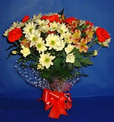 Sivas çiçek satışı  kir çiçekleri buketi mevsim demeti halinde