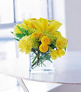 Sivas çiçekçi telefonları  sarinin sihri cam içinde görsel sade çiçekler