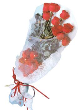 11 adet kirmizi güller buket tanzimi   Sivas ucuz çiçek gönder