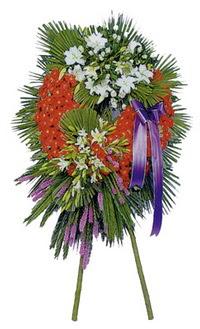 Sivas internetten çiçek siparişi  cenaze çelengi