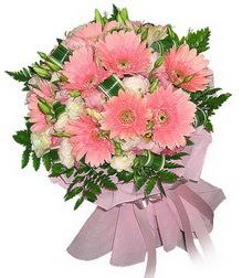 Sivas çiçek siparişi vermek  Karisik mevsim çiçeklerinden demet