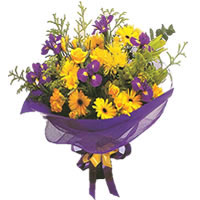 Sivas online çiçekçi , çiçek siparişi  Karisik mevsim demeti karisik çiçekler