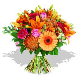 Sivas çiçek gönderme sitemiz güvenlidir  Karisik kir çiçeklerinden görsel demet