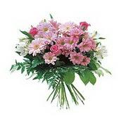 karisik kir çiçek demeti  Sivas çiçek yolla