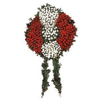 Sivas online çiçekçi , çiçek siparişi  Cenaze çelenk , cenaze çiçekleri , çelenk