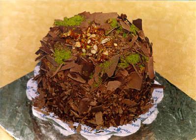 Çikolatali 4 ila 6 kisilik yas pasta  Sivas online çiçekçi , çiçek siparişi