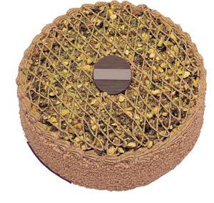 Krokanli 4 ile 6 kisilik yas pasta leziz  Sivas İnternetten çiçek siparişi