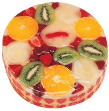 Meyvali 4 ile 6 kisilik yas pasta leziz  Sivas çiçek satışı