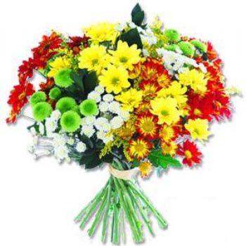 Kir çiçeklerinden buket modeli  Sivas çiçekçiler