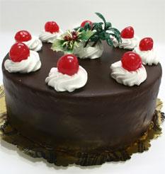 4 ile 6 kisilik yas pasta çikolatali taze pastaci  Sivas cicekciler , cicek siparisi