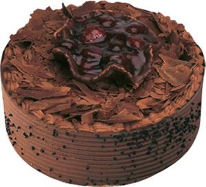 pasta satisi 4 ile 6 kisilik çikolatali yas pasta  Sivas çiçek gönderme