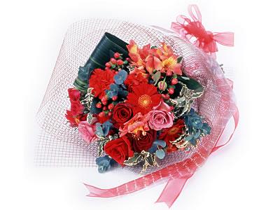 Karisik buket çiçek modeli sevilenlere  Sivas online çiçek gönderme sipariş