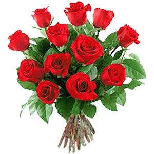 11 adet bakara kirmizi gül buketi  Sivas çiçek servisi , çiçekçi adresleri
