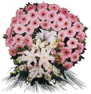 Cenaze çelengi cenaze çiçekleri  Sivas internetten çiçek satışı