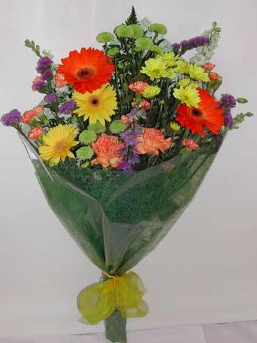 karisik kir çiçek buketi çiçek gönderimi  Sivas çiçek siparişi vermek