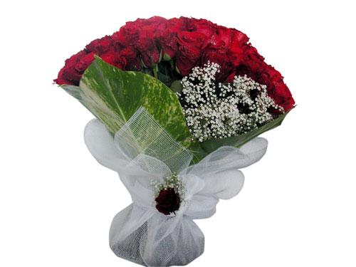 25 adet kirmizi gül görsel çiçek modeli  Sivas anneler günü çiçek yolla