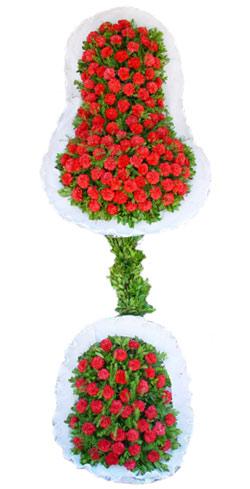 Dügün nikah açilis çiçekleri sepet modeli  Sivas internetten çiçek siparişi