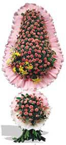 Dügün nikah açilis çiçekleri sepet modeli  Sivas çiçek gönderme sitemiz güvenlidir