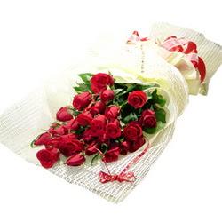 Çiçek gönderme 13 adet kirmizi gül buketi  Sivas çiçek yolla