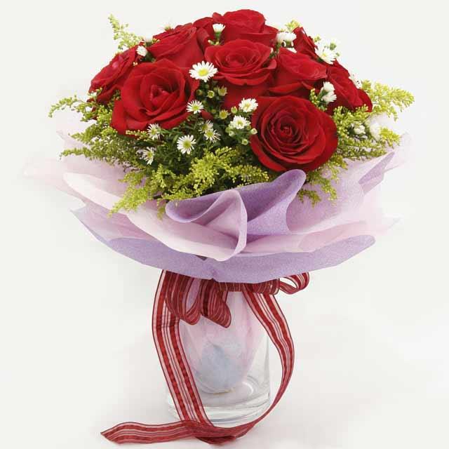 Çiçek gönderme estetikliginiz 11 gül buket  Sivas çiçek , çiçekçi , çiçekçilik