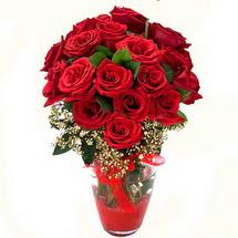Sivas ucuz çiçek gönder   9 adet kirmizi gül