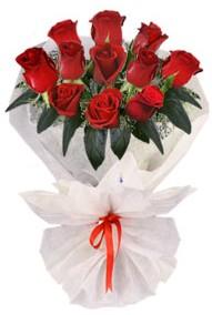 11 adet gül buketi  Sivas çiçek siparişi sitesi  kirmizi gül
