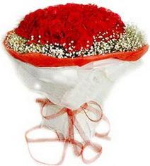 Sivas çiçekçi mağazası  41 adet kirmizi gül buketi