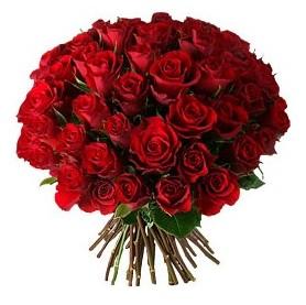 Sivas çiçek gönderme  33 adet kırmızı gül buketi