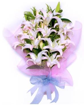 5 dal kazablankadan muhteşem buket  Sivas çiçek satışı