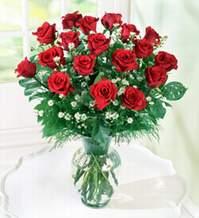 Sivas hediye çiçek yolla  9 adet mika yada vazoda kirmizi güller