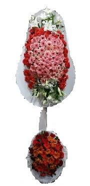 çift katlı düğün açılış sepeti  Sivas hediye çiçek yolla