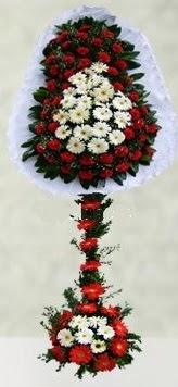 Sivas hediye çiçek yolla  çift katlı düğün açılış çiçeği