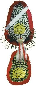 Çift katlı düğün açılış çiçeği  Sivas anneler günü çiçek yolla
