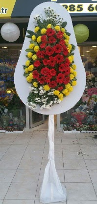 Tek katlı düğün nikah açılış çiçeği  Sivas internetten çiçek satışı