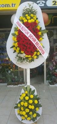 Çift katlı düğün nikah açılış çiçek modeli  Sivas çiçek , çiçekçi , çiçekçilik