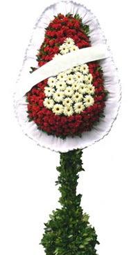 Çift katlı düğün nikah açılış çiçek modeli  Sivas yurtiçi ve yurtdışı çiçek siparişi