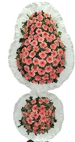 Çift katlı düğün nikah açılış çiçek modeli  Sivas çiçekçiler