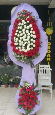 Çift katlı işyeri açılış çiçek modeli  Sivas çiçekçi telefonları