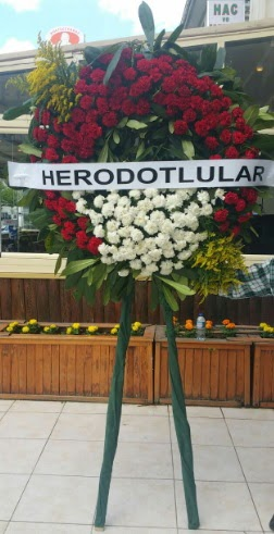 Cenaze çelengi cenazeye çiçek modeli  Sivas çiçek yolla