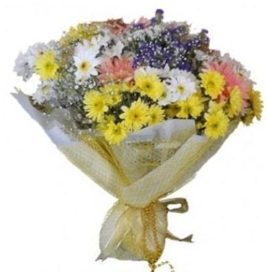 Karışık mevsim çiçeği  Sivas çiçek yolla