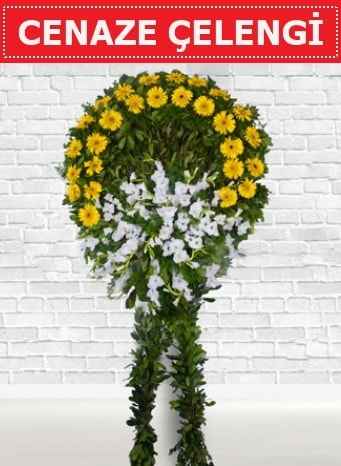 Cenaze Çelengi cenaze çiçeği  Sivas online çiçekçi , çiçek siparişi